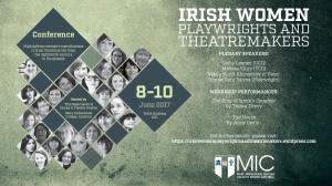 Irish Women Playwrights and Theatremakers