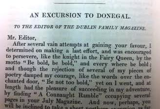 an excursion to donegal