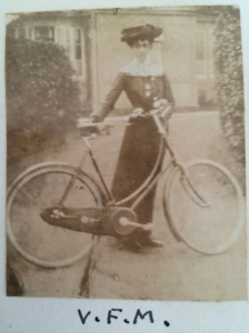 Martin bicycle