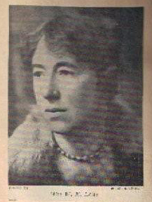 Winifred letts newspaper